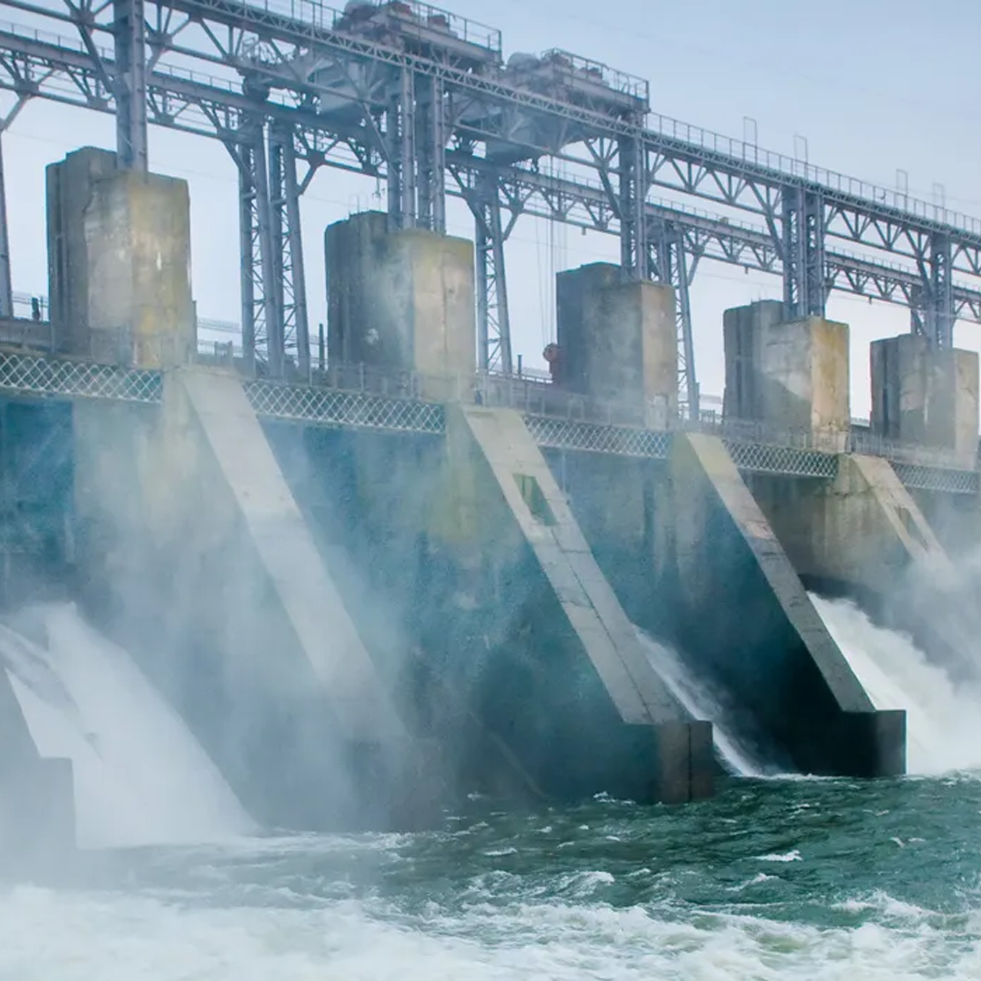 Plantas Hidroeléctricas